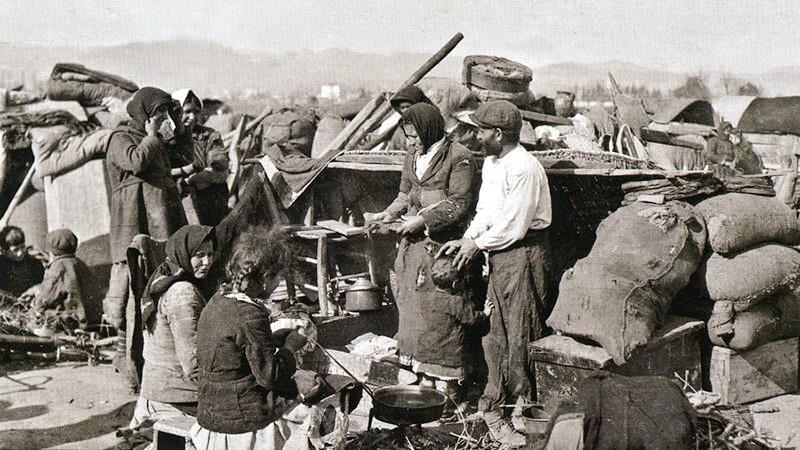 Οκτώβριος 1922: Η εκκένωση της Αν. Θράκης μετά την Καταστροφή της Σμύρνης