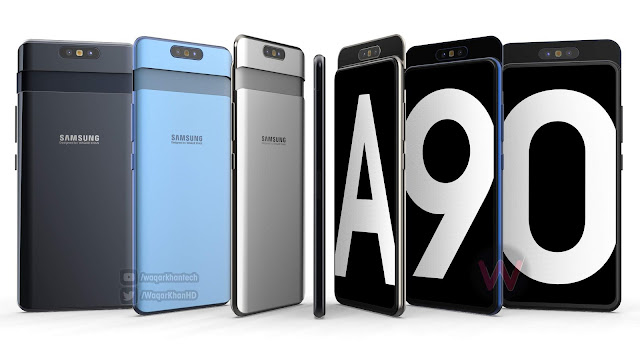 Samsung Galaxy A90 Price and Launch Date