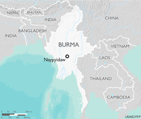 Reconsider travel to Burma due to COVID-19.
