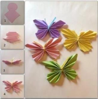11 Tutorial Membuat Hiasan Dinding Dari Kertas Mudah Sederhana Dan Tidak Menguras Kantong 5