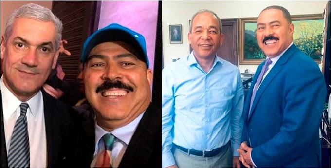 Polanco agota apretada agenda en RD con Gonzalo y líderes del sector externo