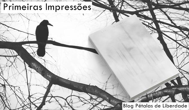 """Primeiras Impressões: livro """"Nihil"""", Carolina Mancini [Projeto Próximo Capítulo]"""