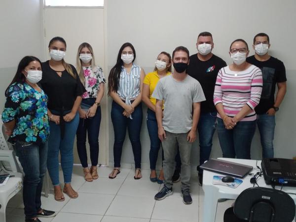 Em Cajazeiras - Saúde qualifica equipe do Serviço de Atenção Domiciliar