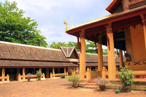 Tempio Wat Sisaket a Vientiane