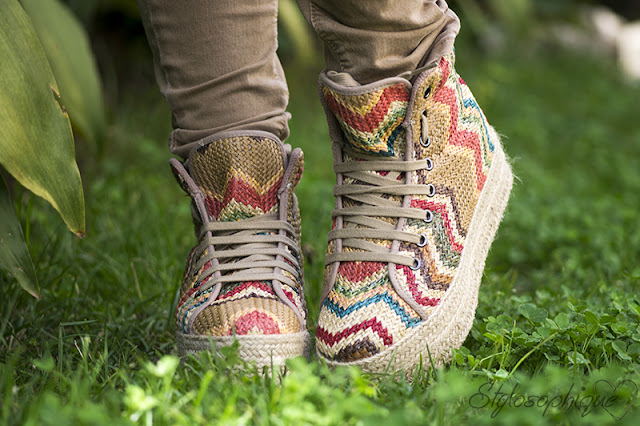 Iris Tinunin, Jeffrey Campbell, Play, Jute, Flatform, Model, Fashion Blogger