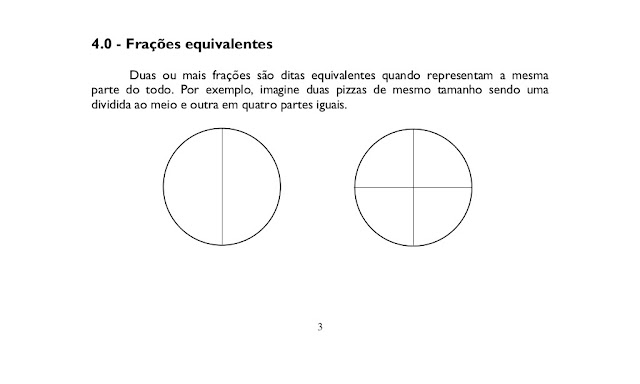 fracoes equivalentes