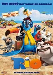 Rio 1 (2011) 1080p Film indir