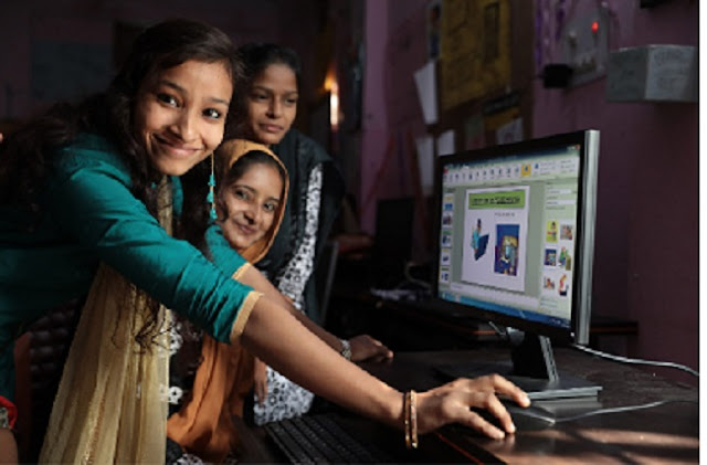 Girls+education