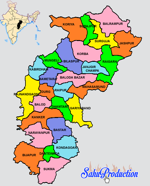 Chhattisgarh information