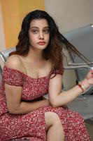 Diksha Panth in a Deep neck Short dress at Maya Mall pre release function ~ Celebrities Exclusive Galleries 126.JPG