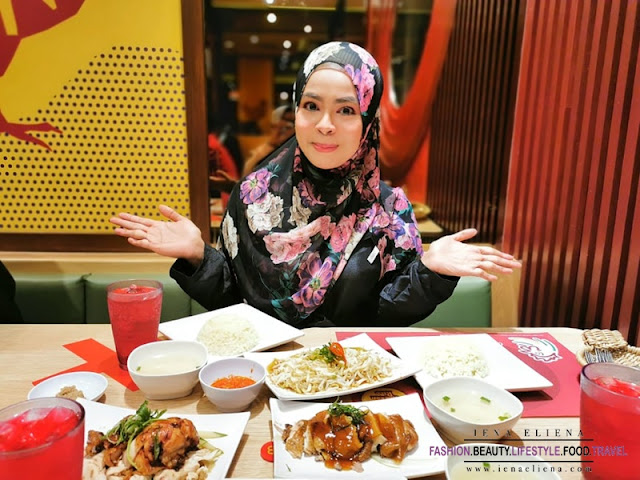 The Chicken Rice Shop RM20 untuk 3 Pax Bersempena Ulangtahun ke 20 (Ayam Untuk Semua)