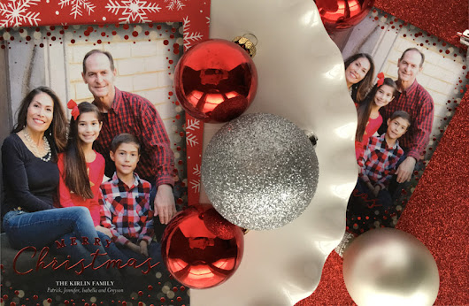 Our 2016 Shutterfly Holiday Cards