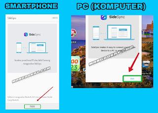 Smartphone dan Komputer