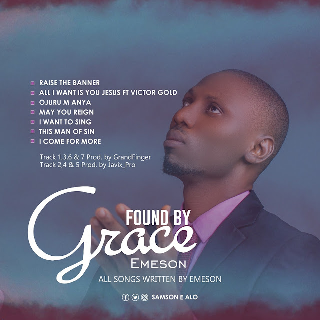 Album: Emeson – Found By Grace