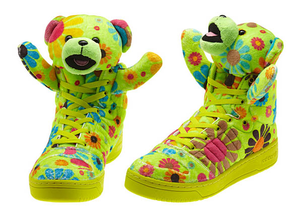 Adidas Bear Shoes That Poor People Cutting