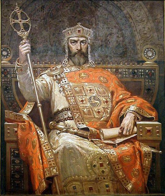Symeon I of Bulgaria byzantium.filminspector.com