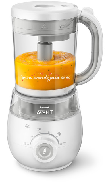 Philips AVENT 4-in-1 Healthy Baby Food Maker  5