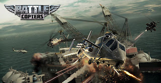 Battle Copters V1.6.0 MOD Apk + Data OBB