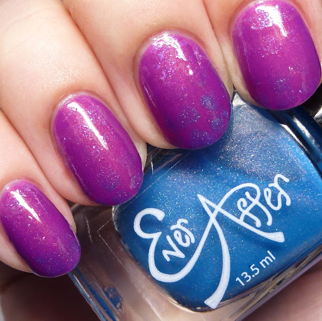 Ever After Polish and Literary Lacquers Peter Rabbit Quartet vinyl stencil nail art