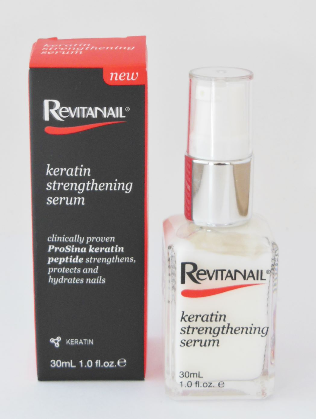 Product Review: Revitanail Keratin Strengthening Serum | The Beauty ...