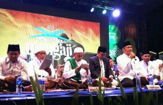 Nusantara Mengaji: Sampai Hari ini Khatamkan Alquran, Dua Juta Orang Doakan Indonesia