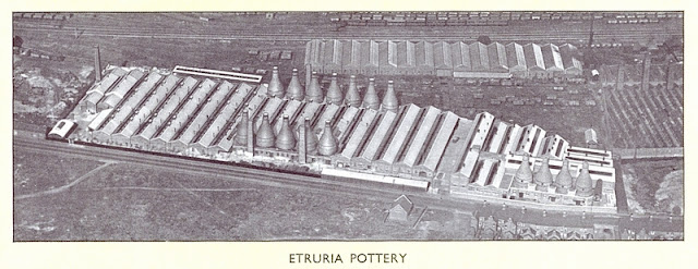 Twyfords Etruria Works  Image: from booklet New Designs Date: early 1940s