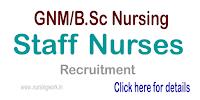 GNM/STAFF NURSE Recruitment - District Health Society, Bokaro