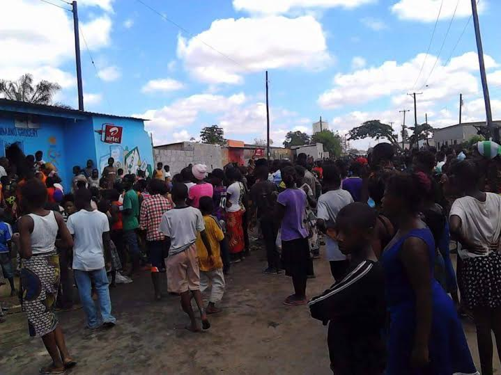 4 Photos: Foreigners killed as Zenophobic attacks erupt in Zambia