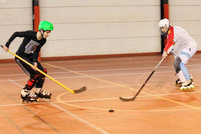 street hockey loisir gymnase cours association evry essonne club