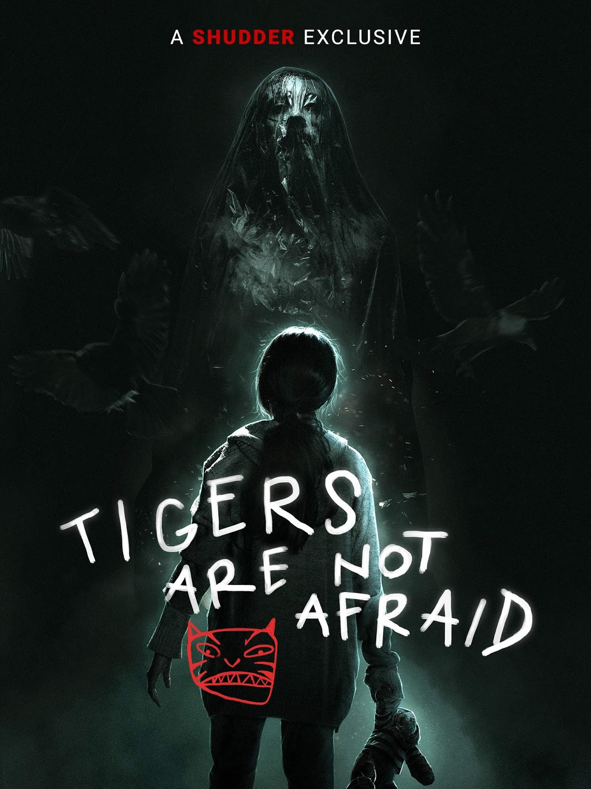 Tigers Are Not Afraid [2017] [DVDR] [NTSC] [Latino]