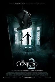 El Conjuro 2 HD 720p Online Latino y Castellano
