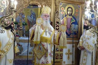 Η κοίμηση της Υπεραγίας Θεοτόκου στην Καστοριά