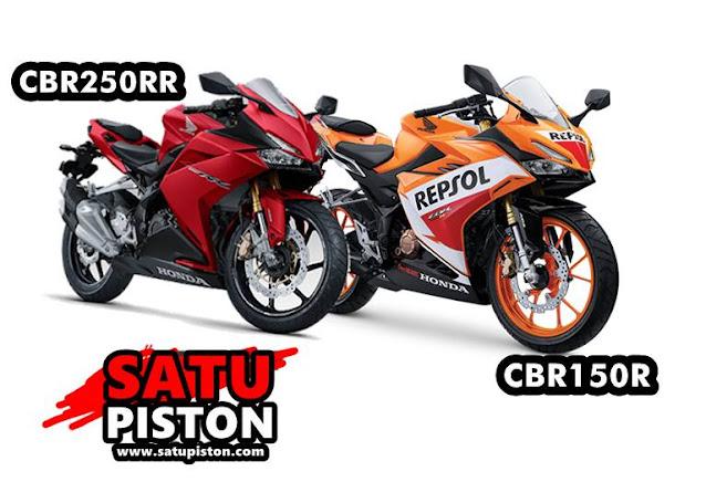 12 Perbedaan CBR 150 K45R (2021) dan CBR 150 K45N