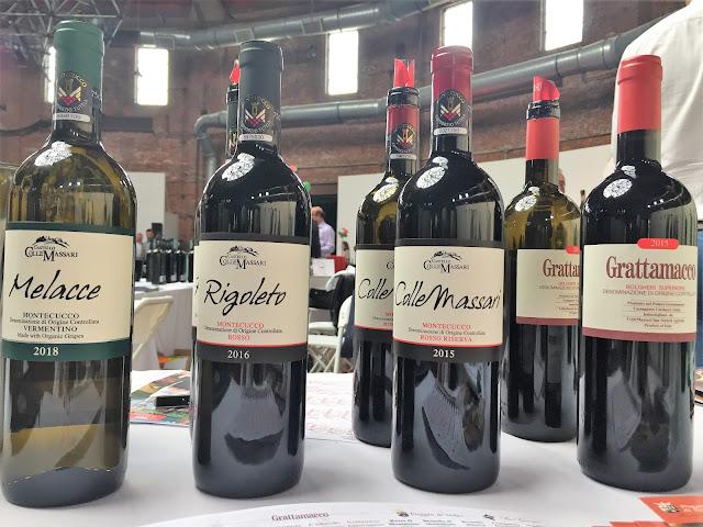 Castello ColleMassari Montecucco wines