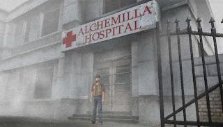 Silent Hills: Origin psp