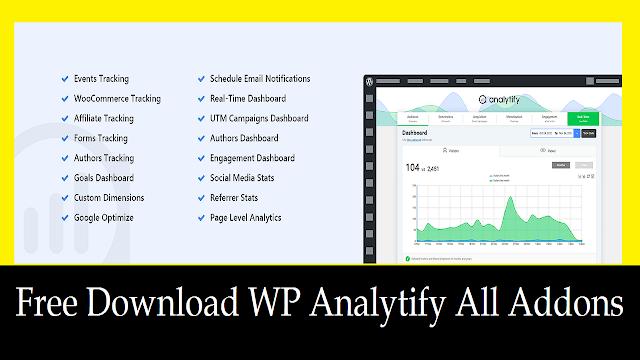 Free Download Analytify Pro Plugi