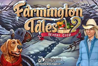لعبة مزرعة الشتاء Farmington Tales 2 Winter Crop