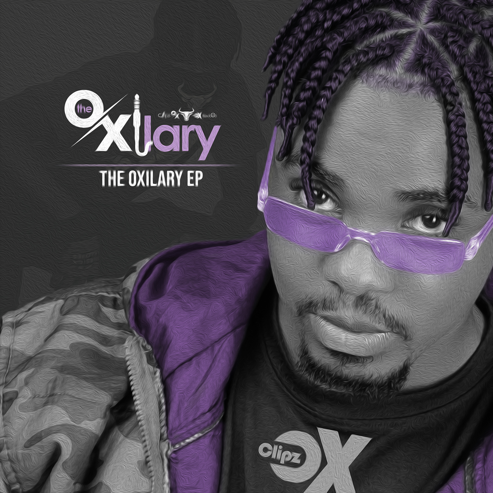 Clipz Ox - The Oxilary EP