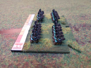 6mm Cavalry by Baccus for the 1815 French Army