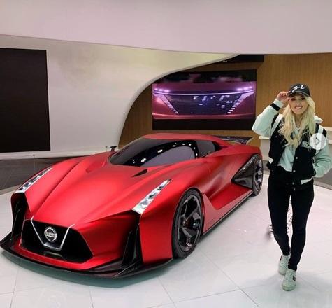 Nissan Vision GT Concept 2020