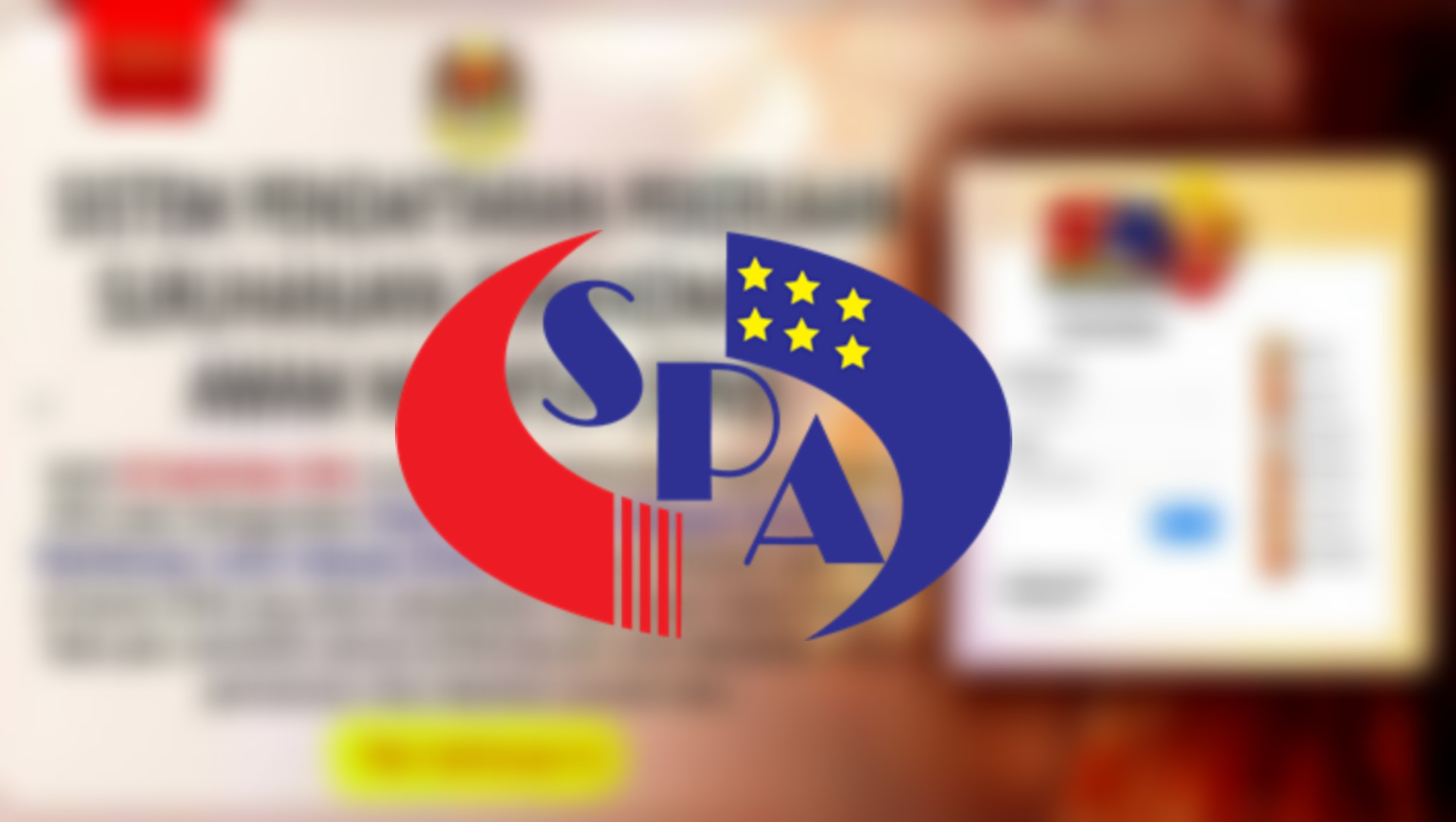 Login SPA9 2020: Permohonan dan Kemaskini Online