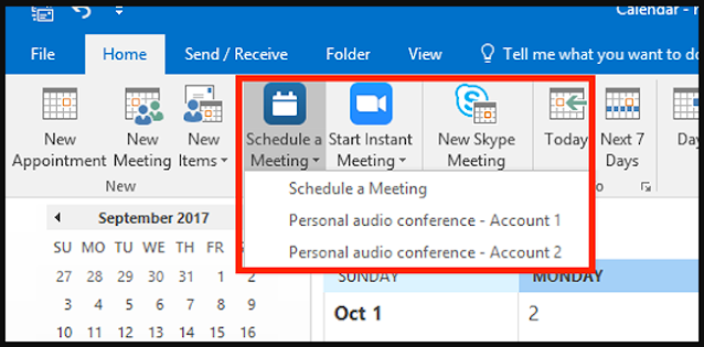 Plugin Zoom for Outlook Download Free Now