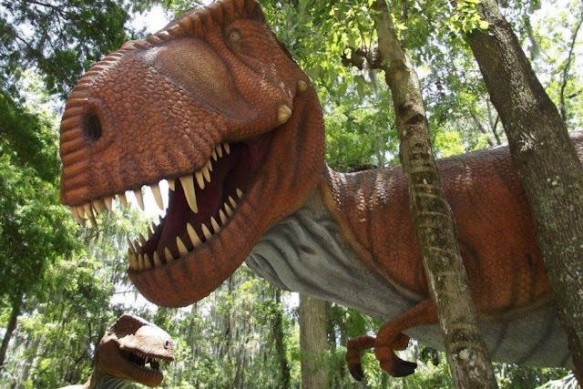 Dinosaur World em Tampa