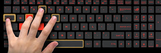 Fitur Unggulan Keyboard Asus Rog Strix gl702