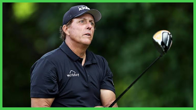 Richest Athletes - Phil Mickelson