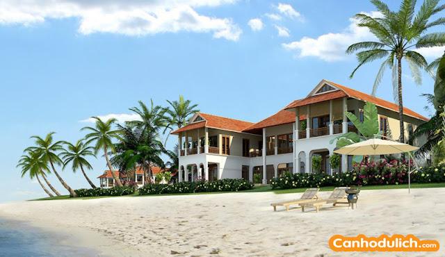 Những villa view biển tuyệt vời