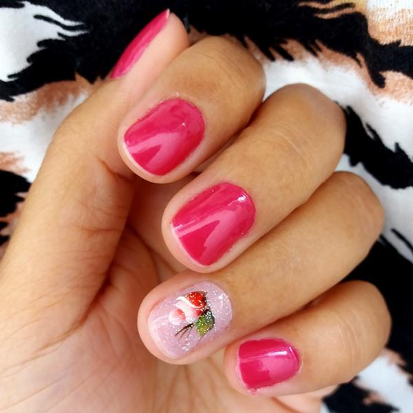 Esmaltes-nas-unhas-rosa-pitanga-risqué-amanhecer-colorama