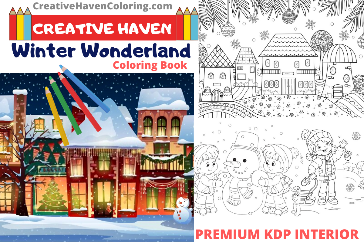 Free Winter Coloring Book Pages, Download Free Clip Art, Free Clip ... | 800x1200