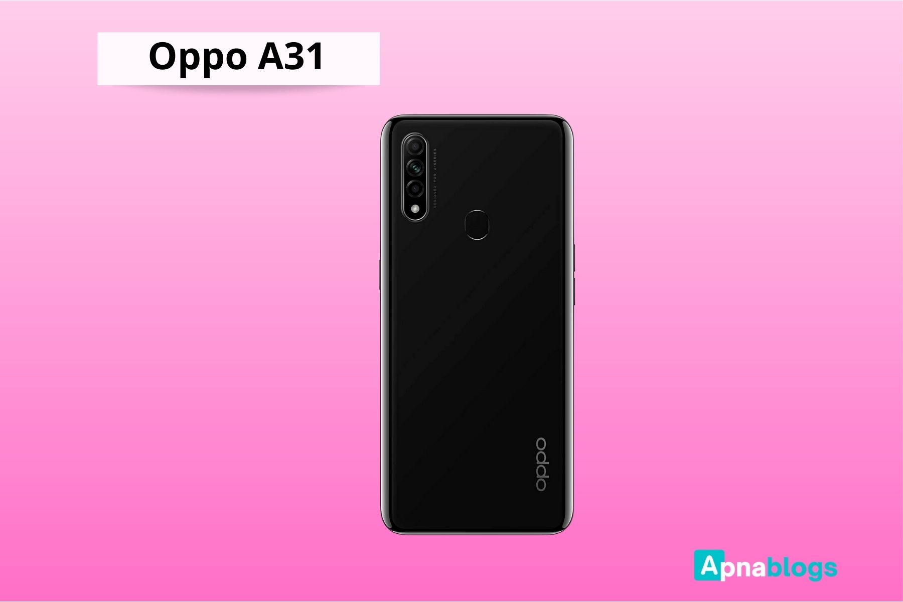 Oppo A31 (2020)