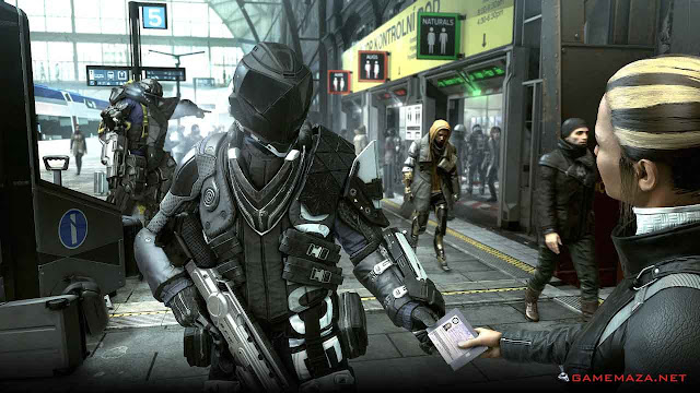 Deus Ex Mankind Divided Gameplay Screenshot 4